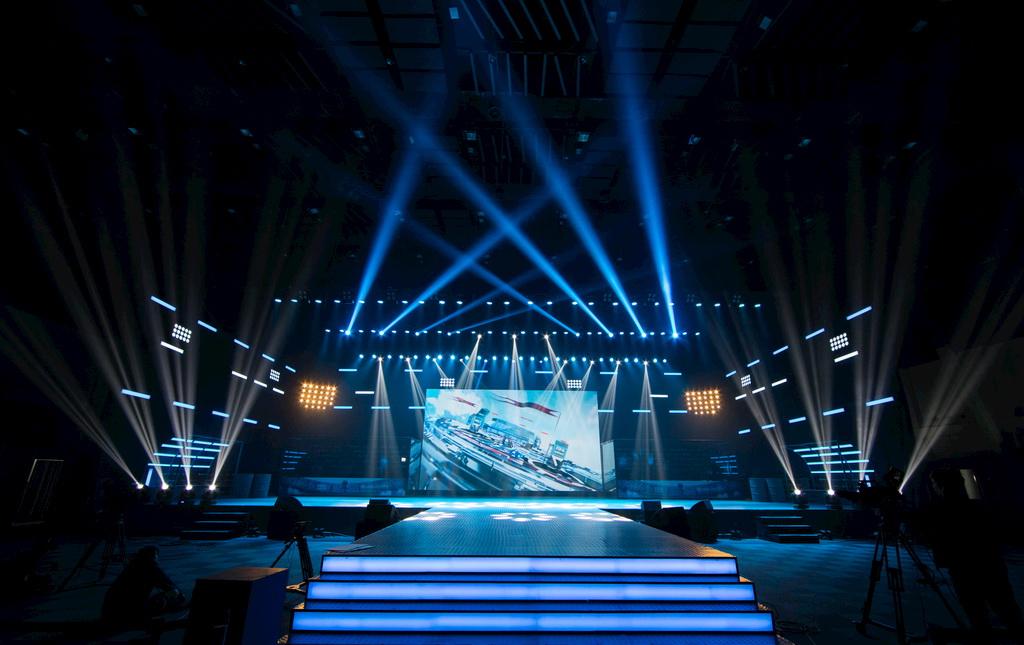 会议展览及舞台灯光